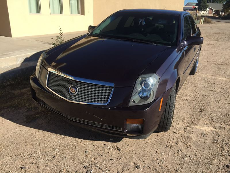 2006 cadillac cts for sale by owner in albuquerque nm 87198. Black Bedroom Furniture Sets. Home Design Ideas