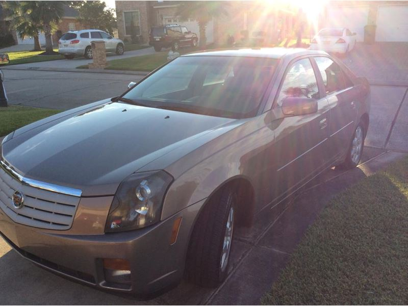 2007 cadillac cts for sale by owner in miami fl 33191. Black Bedroom Furniture Sets. Home Design Ideas