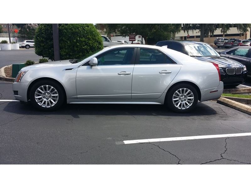 2011 cadillac cts for sale by owner in tallahassee fl 32312. Black Bedroom Furniture Sets. Home Design Ideas