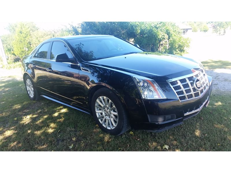 2013 cadillac cts for sale by owner in tulsa ok 74193. Black Bedroom Furniture Sets. Home Design Ideas