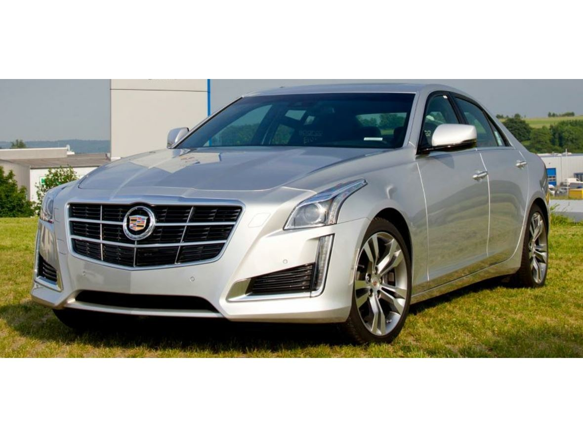 2015 Cadillac CTS 3.6L Performance for sale by owner in Prescott
