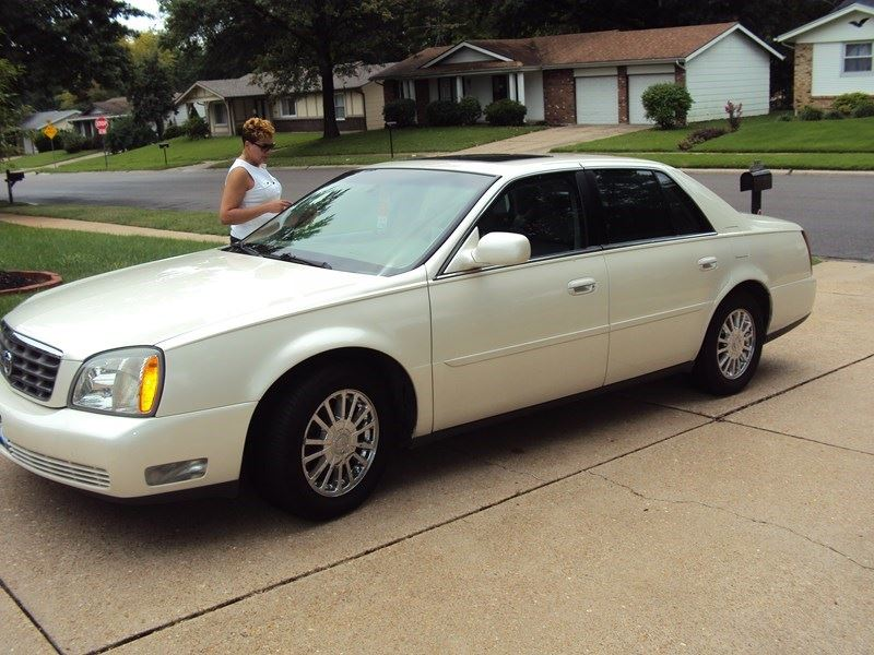 used 2003 cadillac deville for sale by owner in chicago. Black Bedroom Furniture Sets. Home Design Ideas