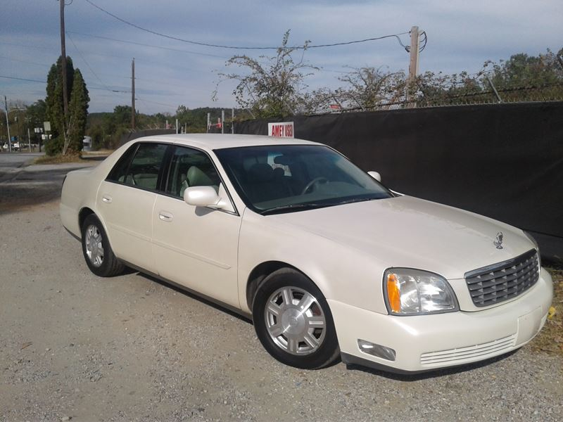 2003 cadillac deville for sale by owner in atlanta ga 39901. Black Bedroom Furniture Sets. Home Design Ideas
