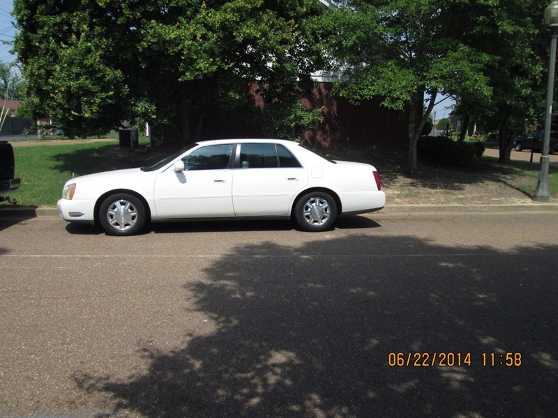 2004 cadillac deville for sale by owner in cordova tn 38088. Black Bedroom Furniture Sets. Home Design Ideas