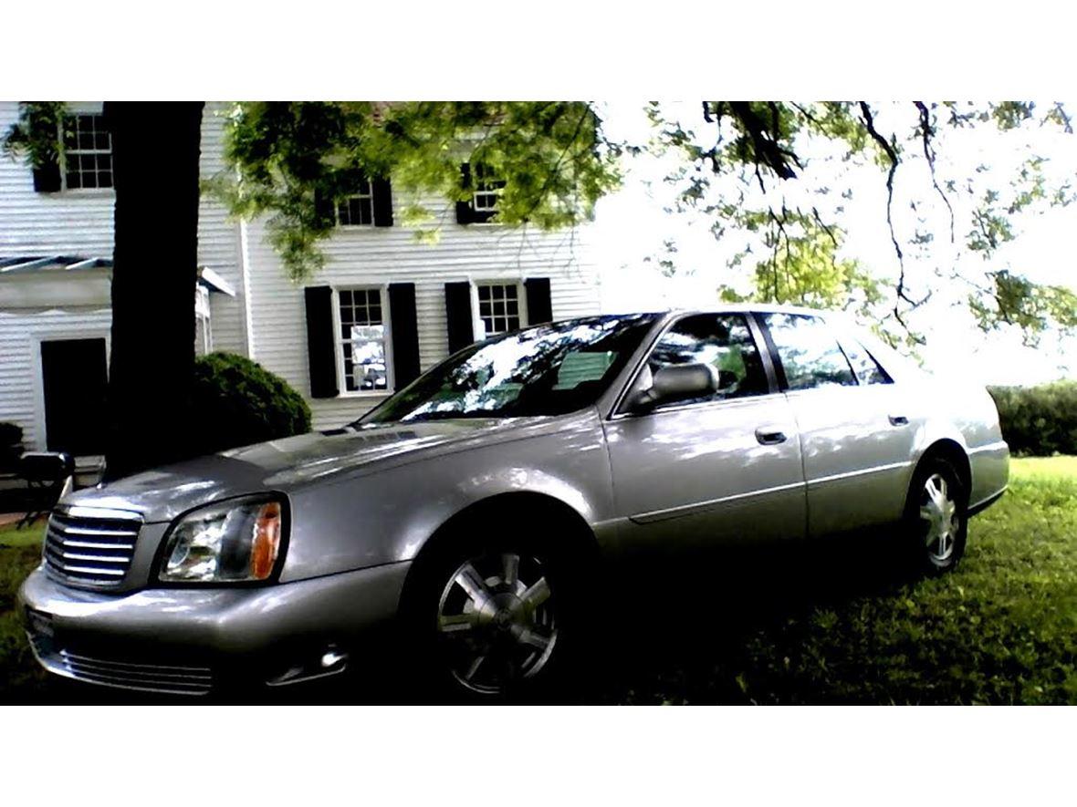2004 cadillac deville private car sale in clover va 24534. Black Bedroom Furniture Sets. Home Design Ideas