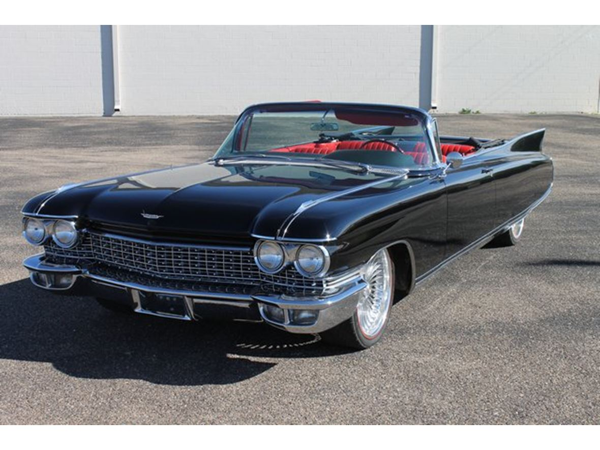 1960 cadillac eldorado classic car by owner albuquerque nm 87198. Black Bedroom Furniture Sets. Home Design Ideas