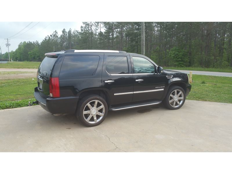 2007 cadillac escalade for sale by owner in spring hope nc 27882. Black Bedroom Furniture Sets. Home Design Ideas