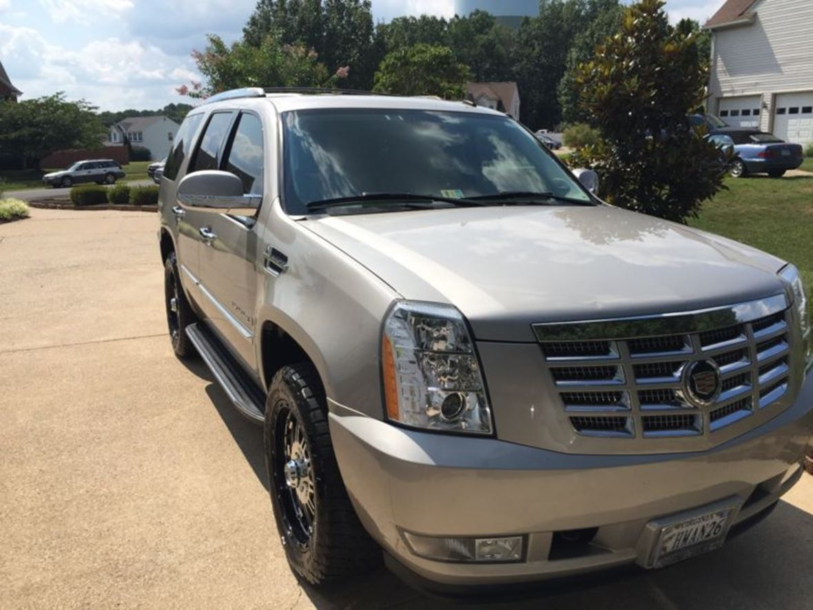 2007 cadillac escalade for sale by owner in bluefield va 24605. Black Bedroom Furniture Sets. Home Design Ideas