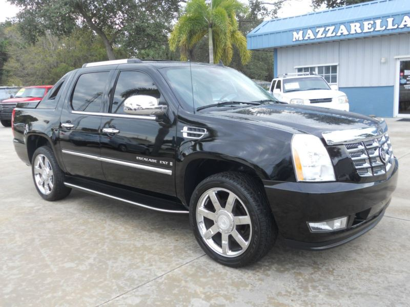 used 2008 cadillac escalade for sale by owner in orlando fl 32899. Black Bedroom Furniture Sets. Home Design Ideas