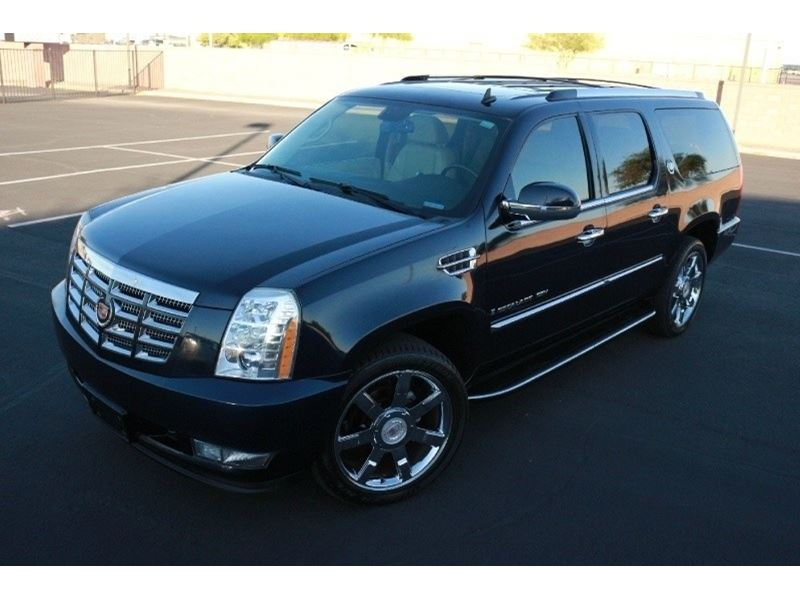 2008 cadillac escalade for sale by owner in los angeles ca 90103. Black Bedroom Furniture Sets. Home Design Ideas