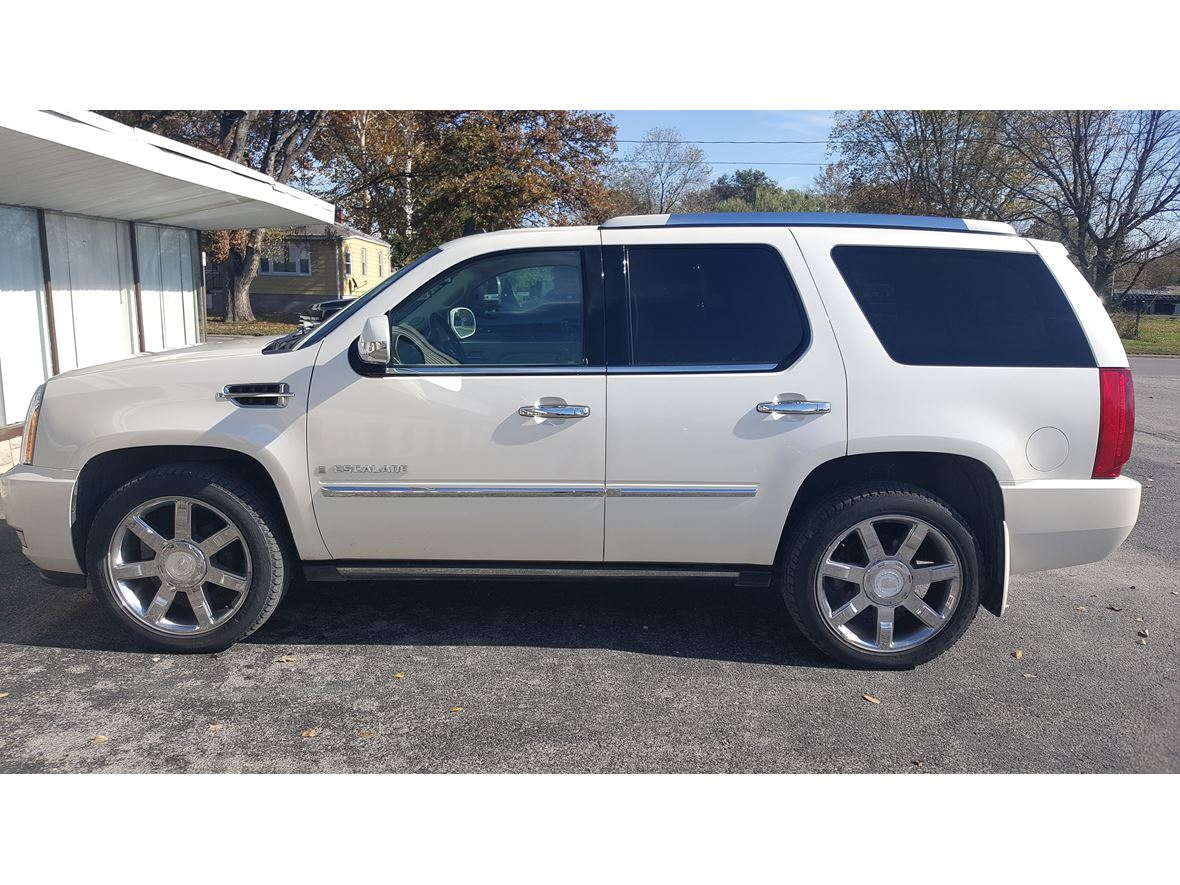 2008 Cadillac Escalade for sale by owner in Du Quoin