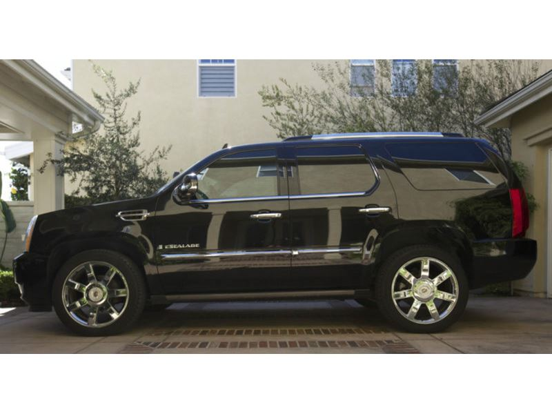2009 cadillac escalade for sale by owner in los angeles ca 90027. Black Bedroom Furniture Sets. Home Design Ideas