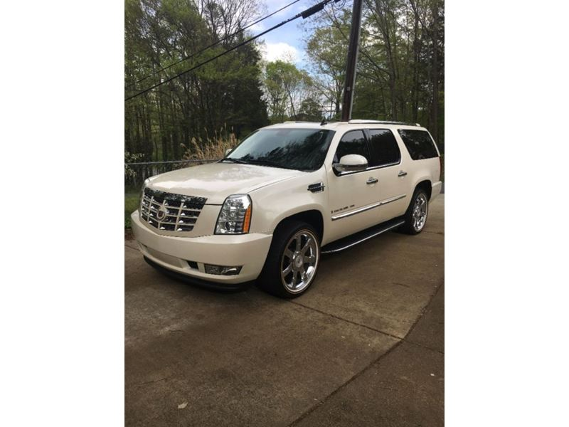 2009 cadillac escalade for sale by owner in davidson nc 28036. Black Bedroom Furniture Sets. Home Design Ideas