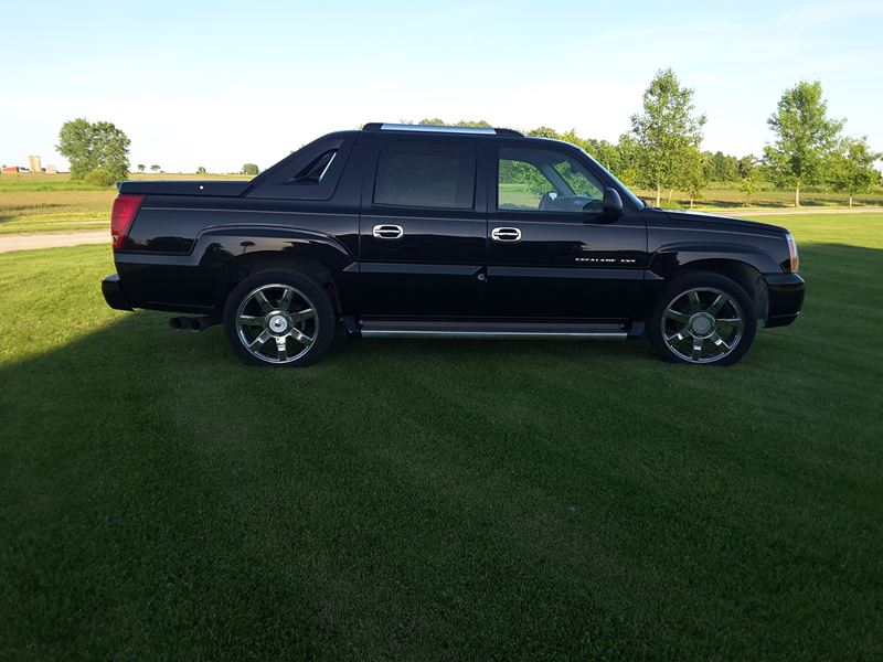 2006 cadillac escalade ext sale by owner in black creek wi 54106. Black Bedroom Furniture Sets. Home Design Ideas