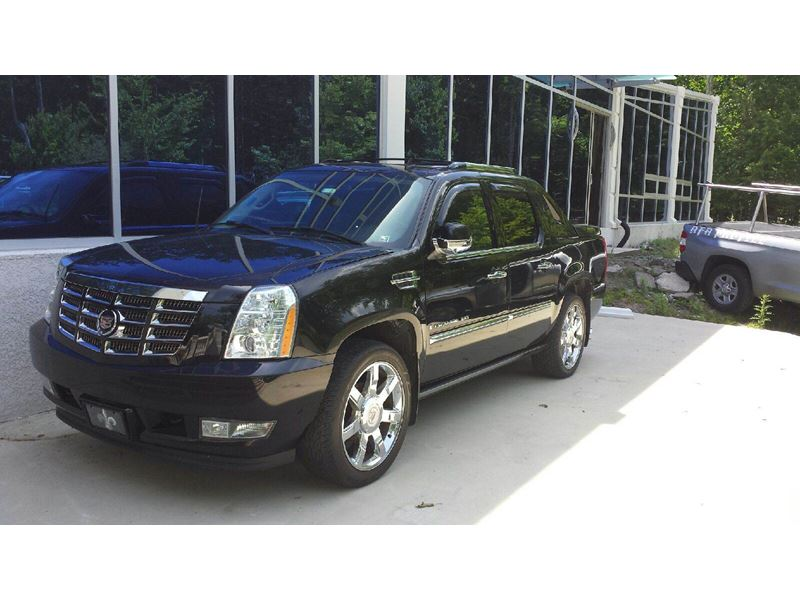 2007 cadillac escalade ext for sale by owner in hawley pa 18428. Black Bedroom Furniture Sets. Home Design Ideas