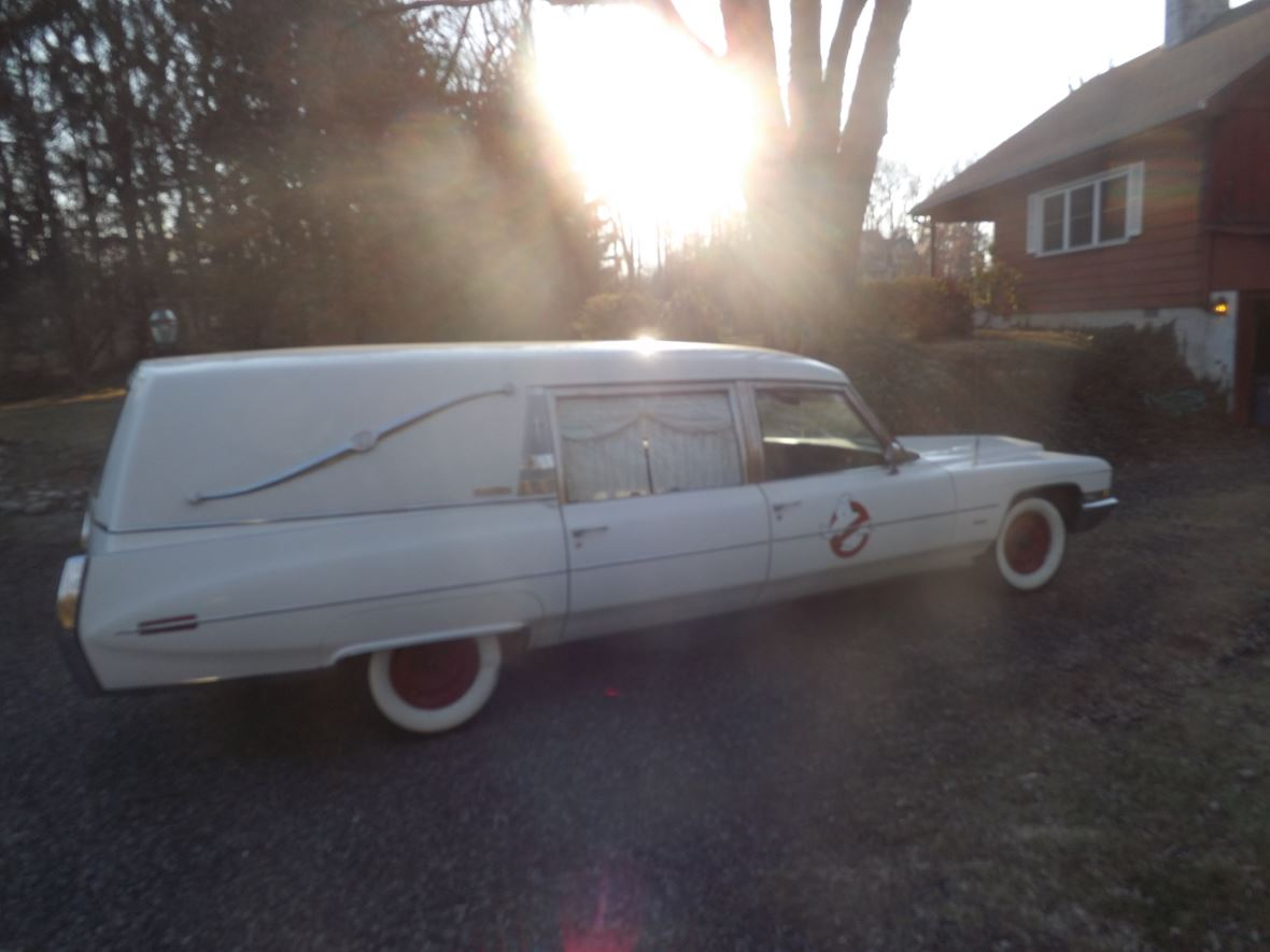 Used Hearse For Sale >> 1972 Cadillac Miller Meteor Hearse - Antique Car - Schwenksville, PA 19473