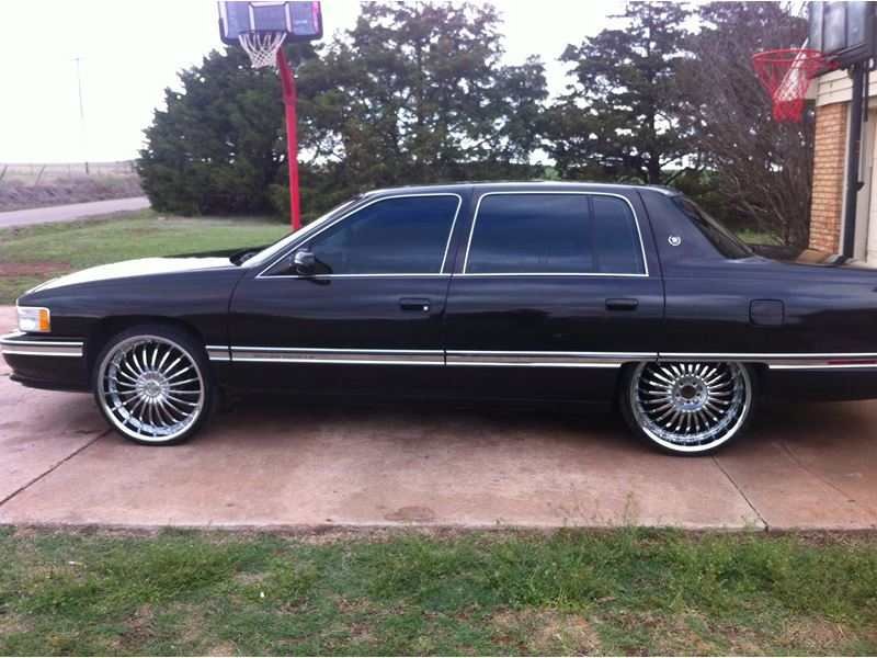 1994 cadillac sedan deville for sale by owner in butler ok 73625. Black Bedroom Furniture Sets. Home Design Ideas