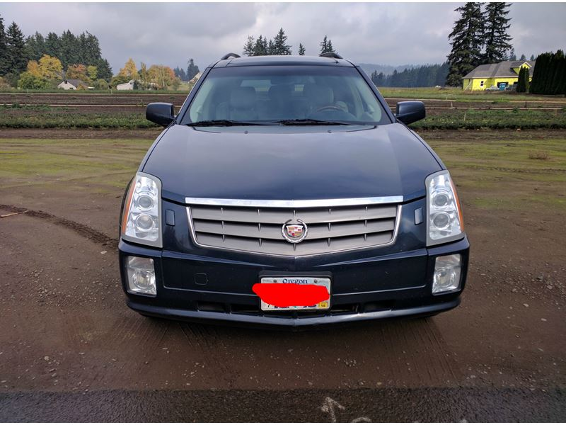 used 2005 cadillac srx for sale by owner in canby or 97013. Black Bedroom Furniture Sets. Home Design Ideas