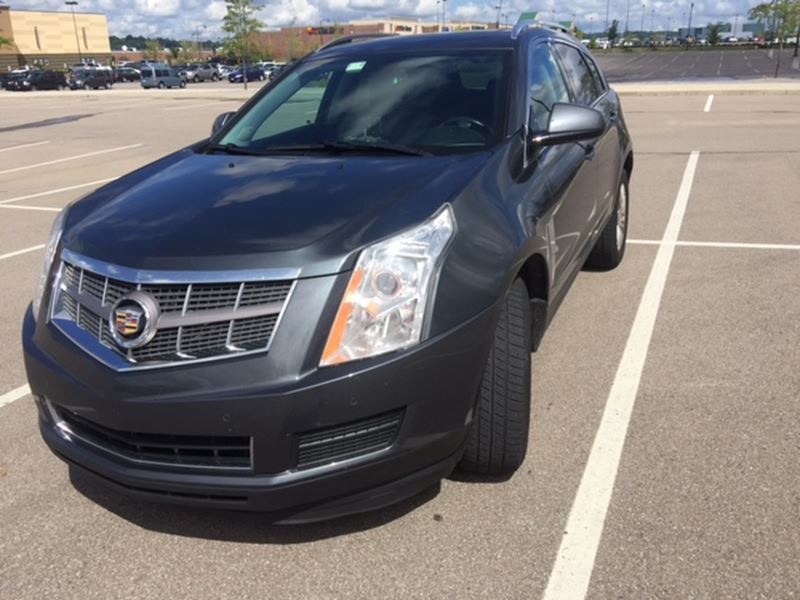 used 2010 cadillac srx private car sale in jackson mi 49201. Cars Review. Best American Auto & Cars Review