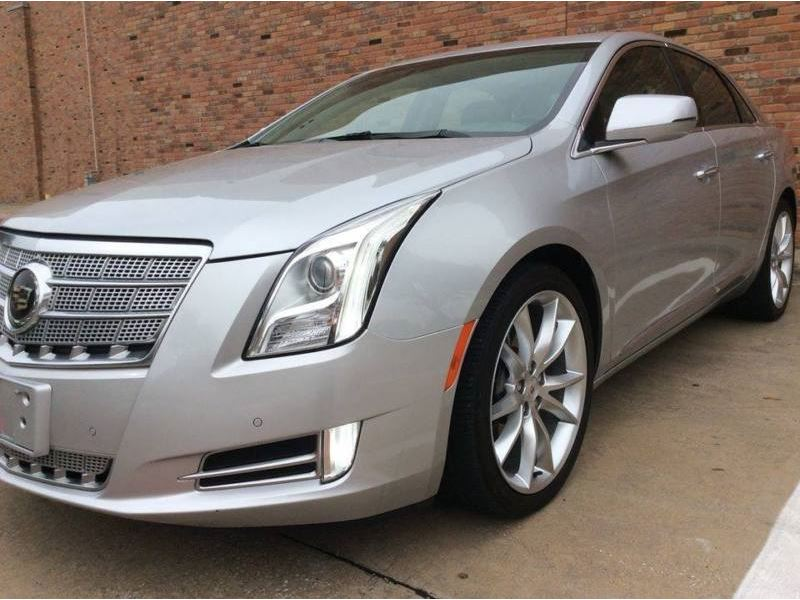 used 2014 cadillac xts for sale by owner in lubbock tx 79499. Black Bedroom Furniture Sets. Home Design Ideas