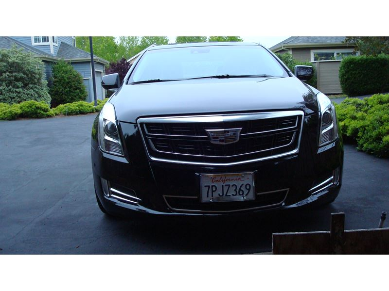 2016 cadillac xts for sale by owner in los angeles ca 90103. Black Bedroom Furniture Sets. Home Design Ideas