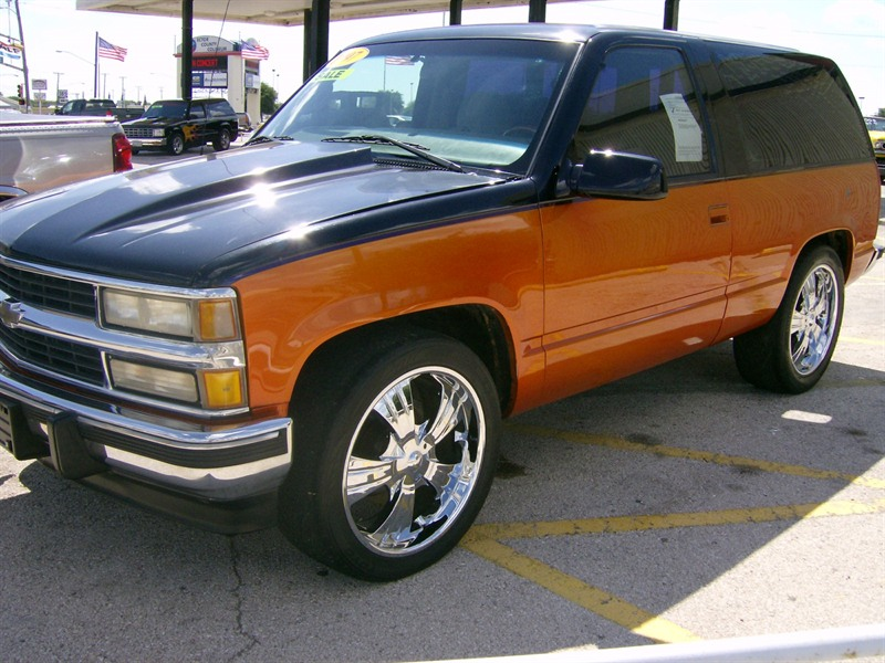 1997 chevrolet tahoe for sale by owner in odessa tx 79761. Black Bedroom Furniture Sets. Home Design Ideas