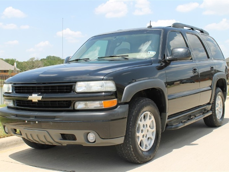 2002 chevrolet tahoe for sale by owner in meridian ms 39301. Black Bedroom Furniture Sets. Home Design Ideas