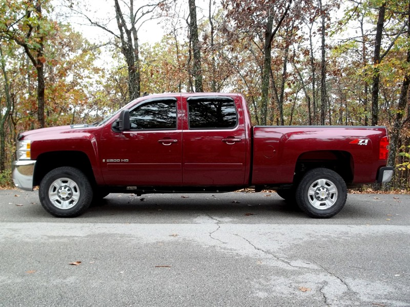 2007 chevrolet silverado 2500 sale by owner in columbus oh 43201. Black Bedroom Furniture Sets. Home Design Ideas