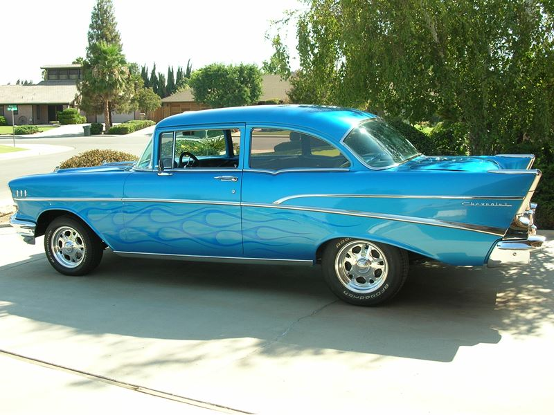 1957 chevrolet 210 classic car for sale by owner in bakersfield ca 93390. Black Bedroom Furniture Sets. Home Design Ideas