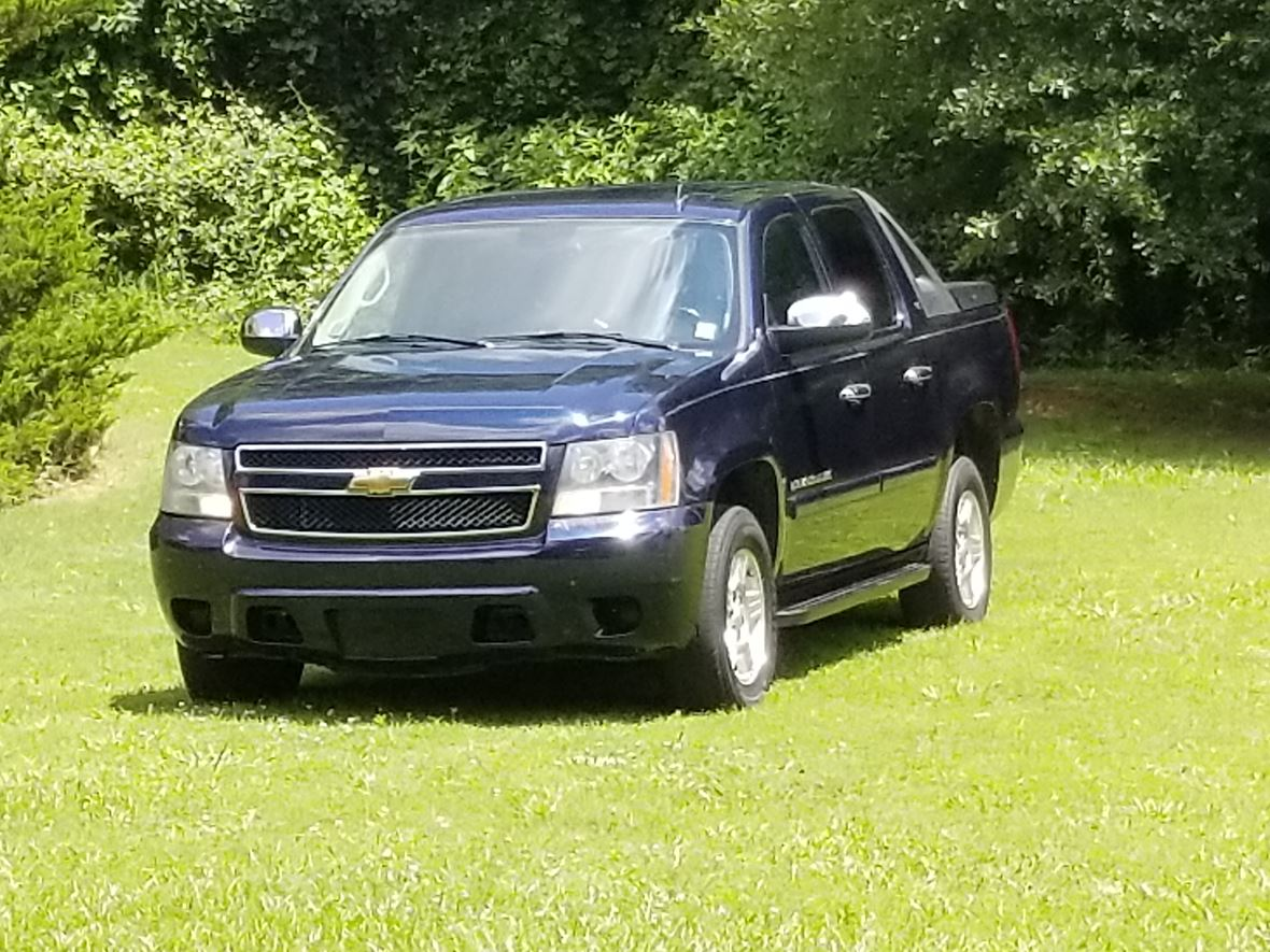 2007 chevrolet avalanche sale by owner in alpharetta ga 30023. Black Bedroom Furniture Sets. Home Design Ideas