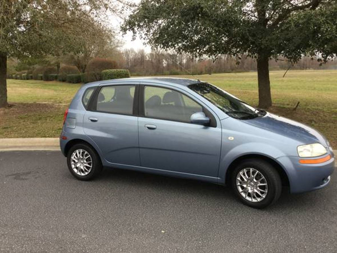 Chevrolet chevrolet 2006 aveo : 2006 Chevrolet Aveo for Sale by Owner in Greenville, NC 27834