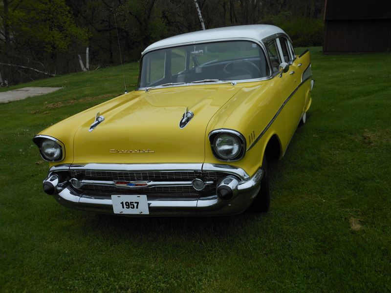 Cars For Sale In Wv: 1957 Chevrolet Bel Air