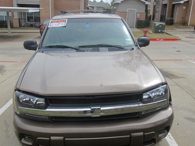 2002 chevrolet blazer for sale by owner in fort worth tx 76120. Black Bedroom Furniture Sets. Home Design Ideas