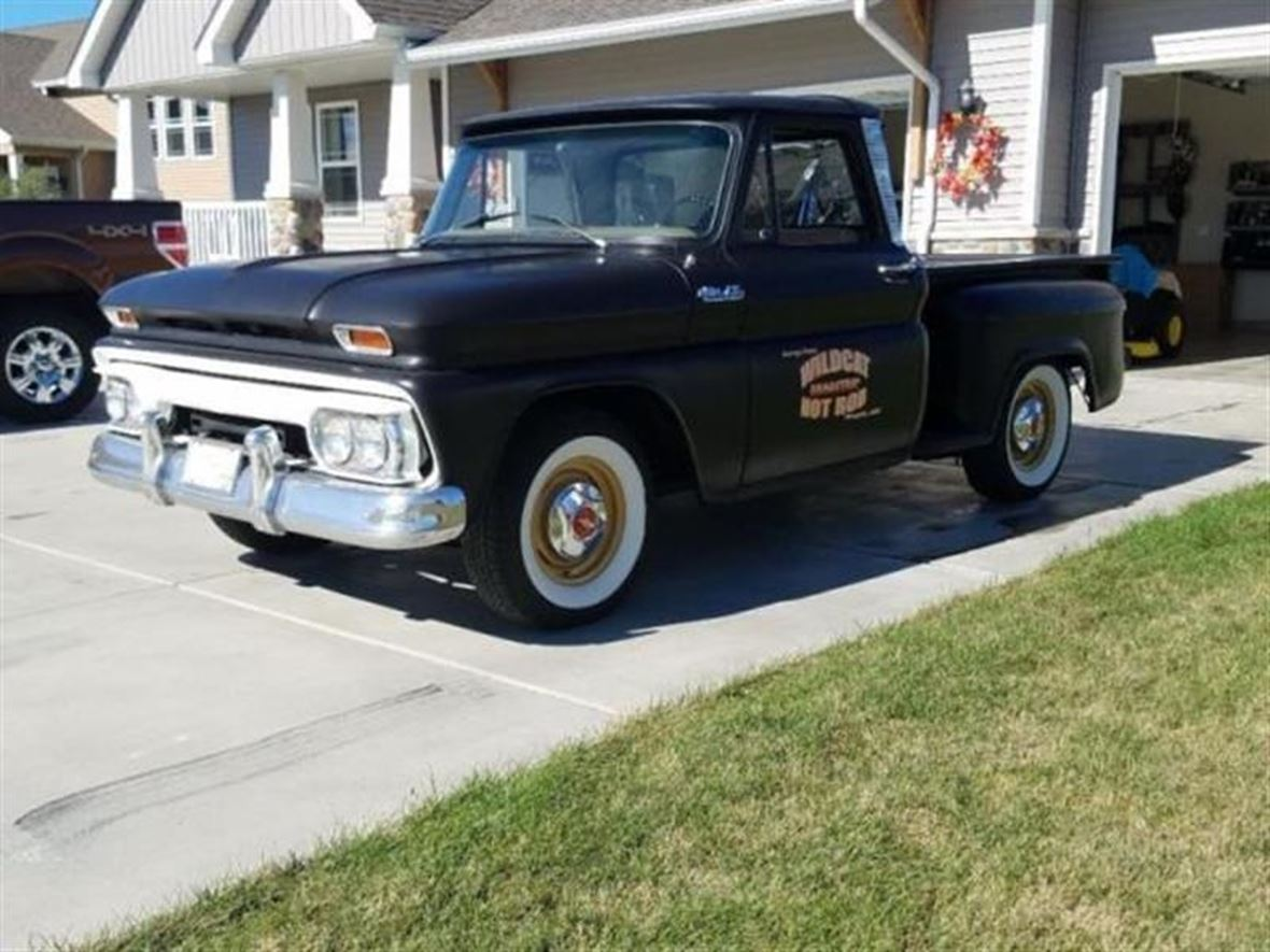 1965 chevrolet c k 10 series classic car by owner fort wayne in 46897. Black Bedroom Furniture Sets. Home Design Ideas