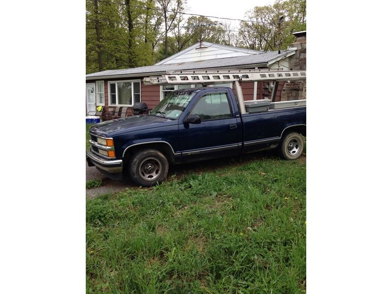 1995 chevrolet c k 1500 for sale by owner in darlington md 21034. Black Bedroom Furniture Sets. Home Design Ideas