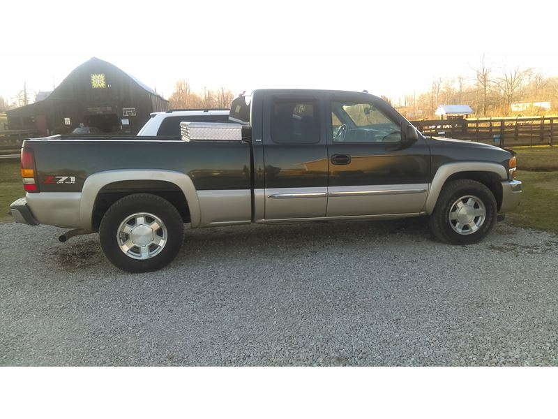 2005 Chevrolet C K 1500 For Sale By Owner In Somerset Ky