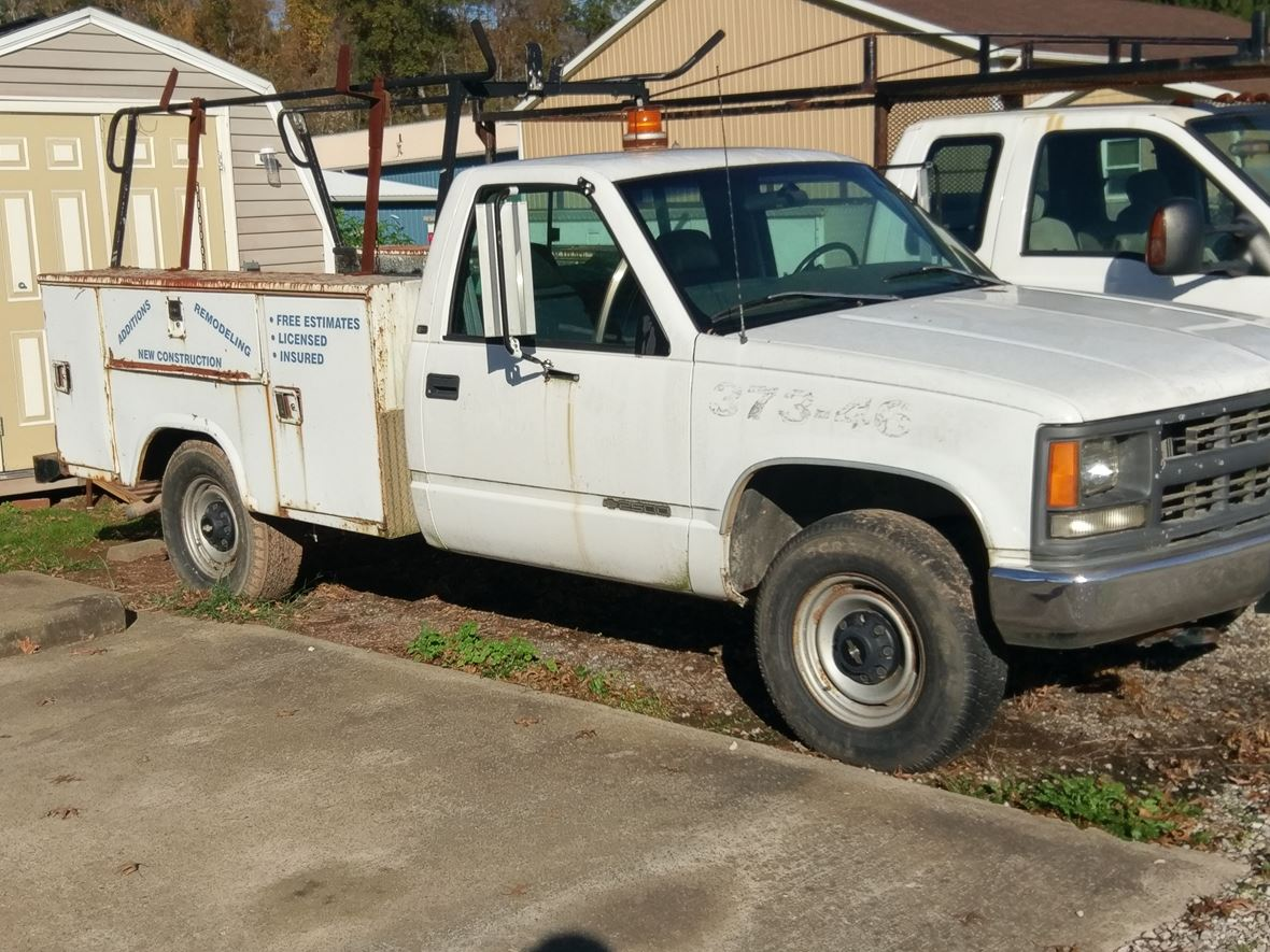 1997 Chevrolet C/K 2500 for sale by owner in Marietta