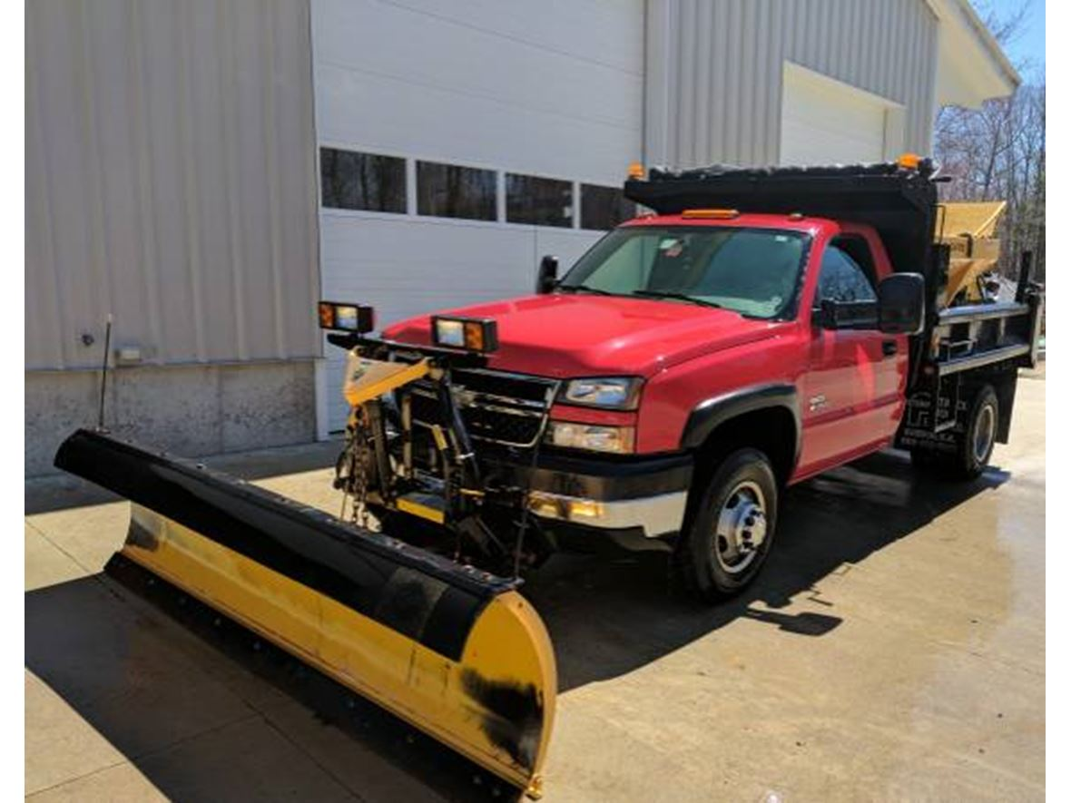 2006 Chevrolet C K 3500 Dump Truck By Owner In Dover Nh 03822