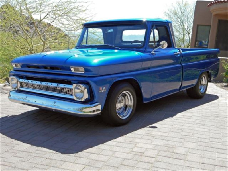 1964 chevrolet c10 antique car tucson az 85756. Black Bedroom Furniture Sets. Home Design Ideas
