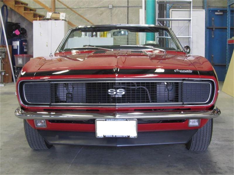 1967 chevrolet camaro antique car van lear ky 41265. Black Bedroom Furniture Sets. Home Design Ideas