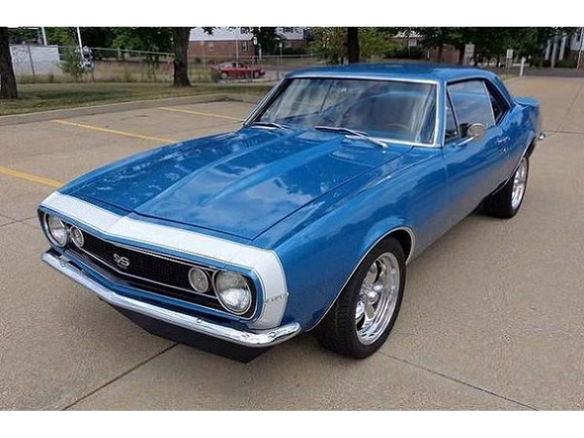 1967 Chevrolet Camaro for sale by owner in Ocala