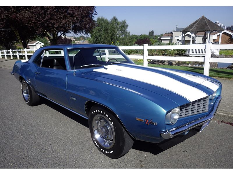 1969 Camaro Rosewood For Sale Autos Post