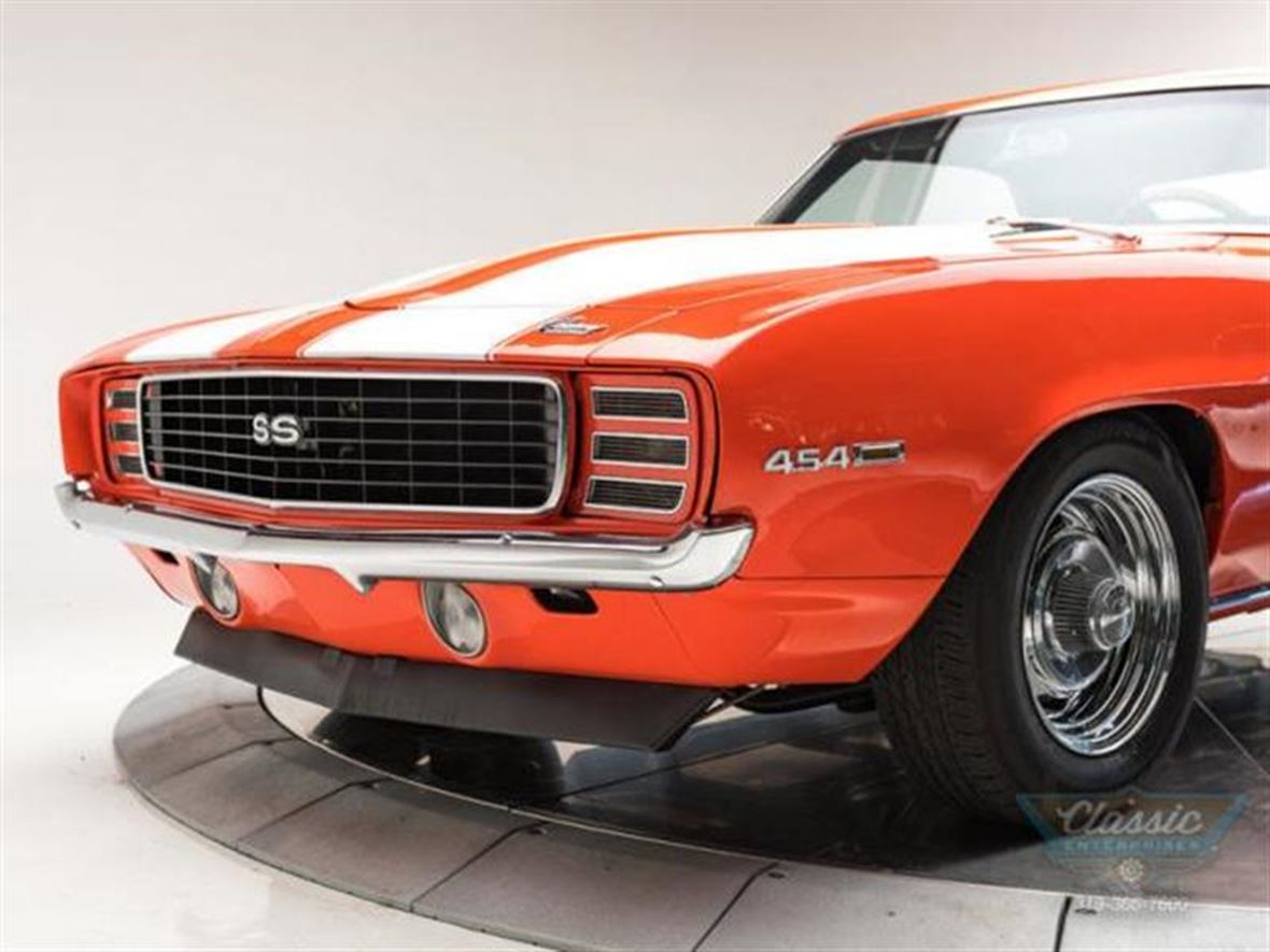 1969 Chevrolet Camaro for sale by owner in Wichita