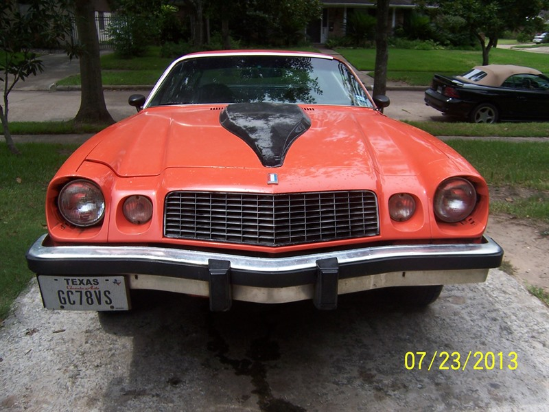 Cars For Sale By Owner In Houston Tx: 1977 Chevrolet Camaro
