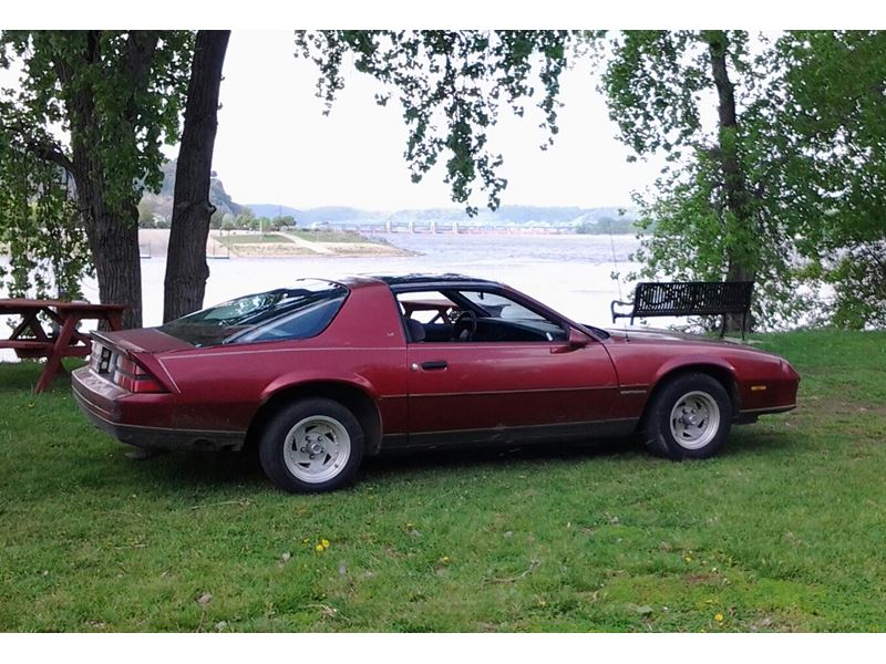 1978 chevrolet camaro classic car for sale by owner in dubuque ia 52099. Black Bedroom Furniture Sets. Home Design Ideas