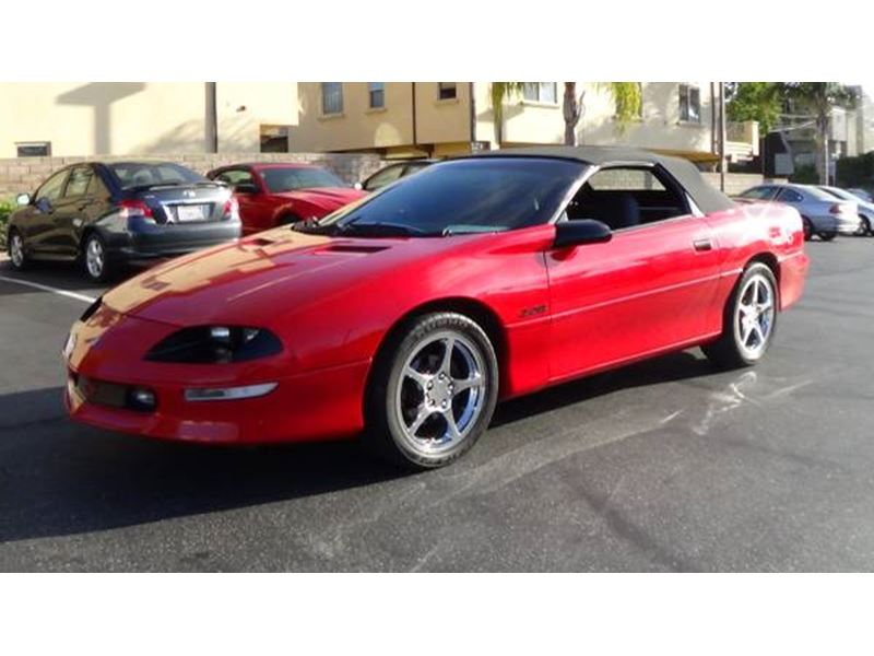 1994 Chevrolet Camaro For Sale By Owner In Torrance Ca 90510