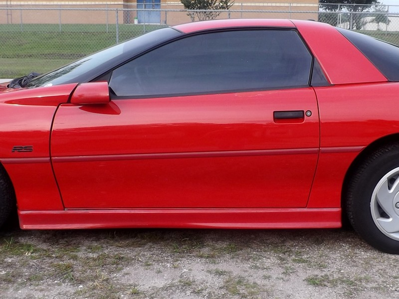 1996 chevrolet camaro for sale by owner in jacksonville fl 32246. Black Bedroom Furniture Sets. Home Design Ideas