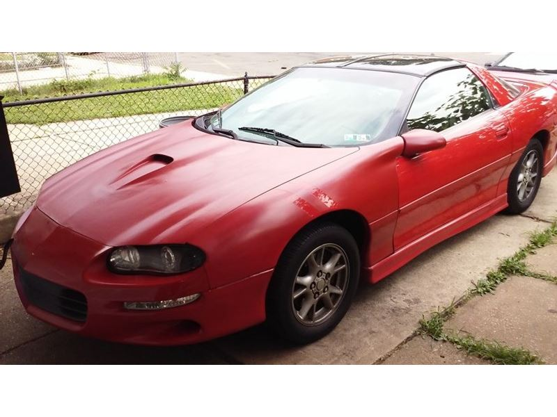 2001 chevrolet camaro for sale by owner in darby pa 19023. Black Bedroom Furniture Sets. Home Design Ideas