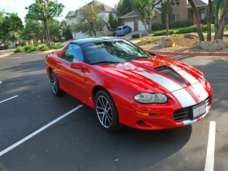 2002 Chevrolet Camaro Sale By Owner In Grand Prairie Tx 75054
