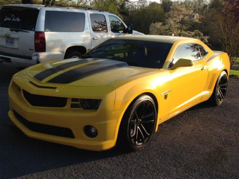 2010 chevrolet camaro for sale by owner in springfield va 22150. Black Bedroom Furniture Sets. Home Design Ideas
